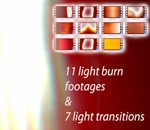 Light Transitions &amp; Burns