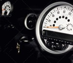 Sportscar Speedometer