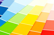 Color Card Paint Samples