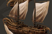 LP Fantasy Boat 1