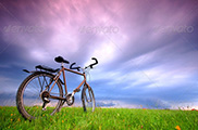 Bike background