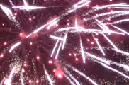 Spectacular Fireworks With Music