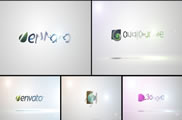 Plantilla de after effects para presentación o intro con logotipo