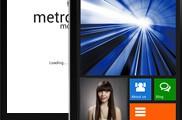 Tema de WordPress para móviles: Metro