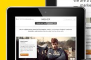Tema de WordPress responsive: Higher
