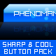 Sharp & Cool Button Pack