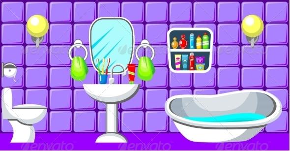 Bathroom for kids
