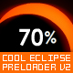 Cool Eclipse Preloader V2 (With Mouse Follow)