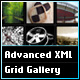 Advanced Dynamic XML Grid Gallery