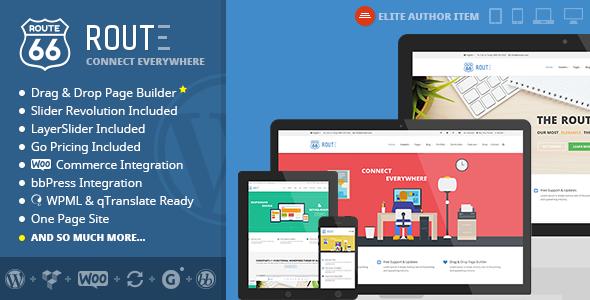 Route - Responsive Multi-Purpose WordPress Theme by Codestar ...