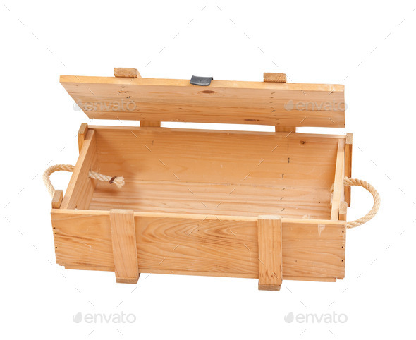 open wooden box stock photo by grafvision photodune
