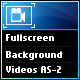 Ultimate Random Fullscreen Background Videos AS2