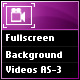 Ultimate Random Fullscreen Background Videos AS3