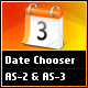 Flash Calendar / Date Chooser