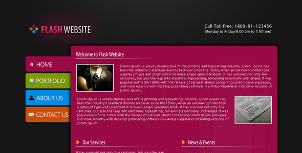 Web Page Layout Template. 36 high quality templates tutorials to ...