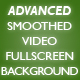 advanced fullscreen video background