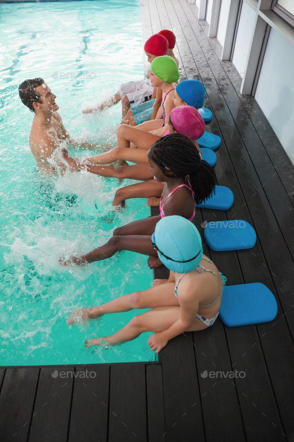 Cours apprentissage natation adulte
