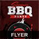 BBQ Time Flyer-Graphicriver中文最全的素材分享平台