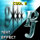 PJ Cool 1 - text effect component
