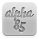 alpha85