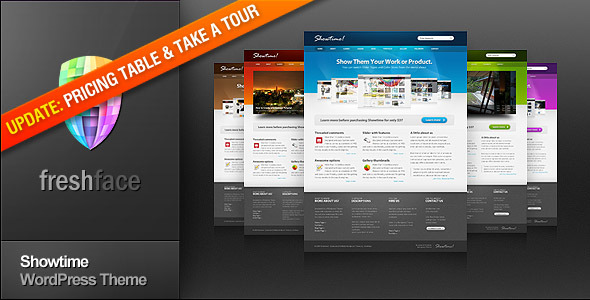 Showtime WordPress Theme