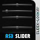 AS3 Slider ( Sleek-lookin&#8217; )