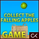 Collect the Falling Apples Flash Game