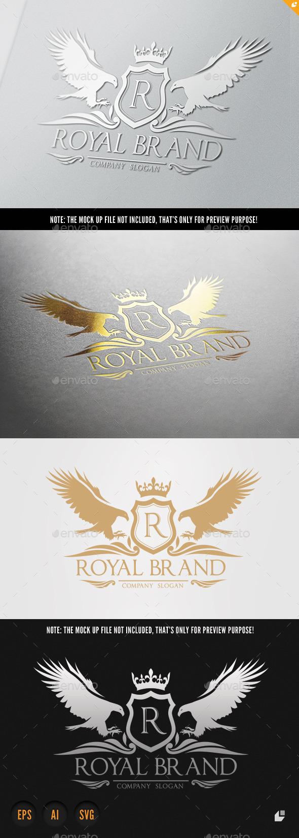 Eagle Logo  Logo Templates  Creative Market