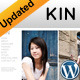 KIN - Minimalist Photography Wordpress Template - ThemeForest Item for Sale
