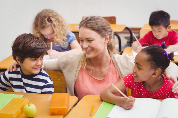 teacher as second parent