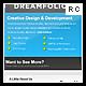 DreamFolio - Business &#38; Portfolio