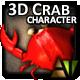 Crab Character