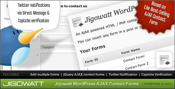 AJAX Contact Forms