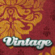 Vintage Wallpaper Phothshop Illustrator Pattern
