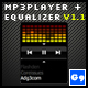 Small MP3Player with real Equalizer