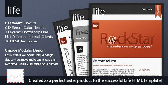 Life - HTML Email [themeforest] - original