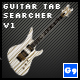 Guitar Tab Searcher