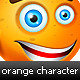 Orange Character + Bonus