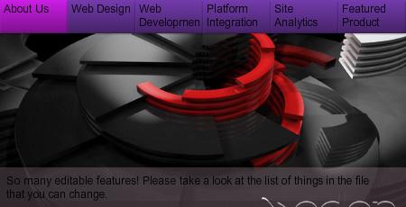 Feature Banner Rotator Screenshot 1