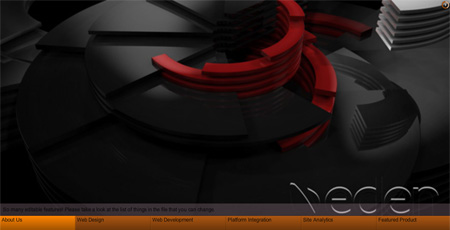 Feature Banner Rotator Screenshot 2