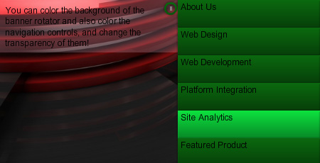 Feature Banner Rotator Screenshot 3