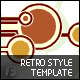 Retro Style Template
