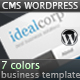 IdealCorp Wordpress As Cms