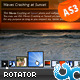 Ken Burns Effect Slideshow Banner Rotator AS3