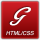 Giornale - Plantilla HTML con galeria de imagenes