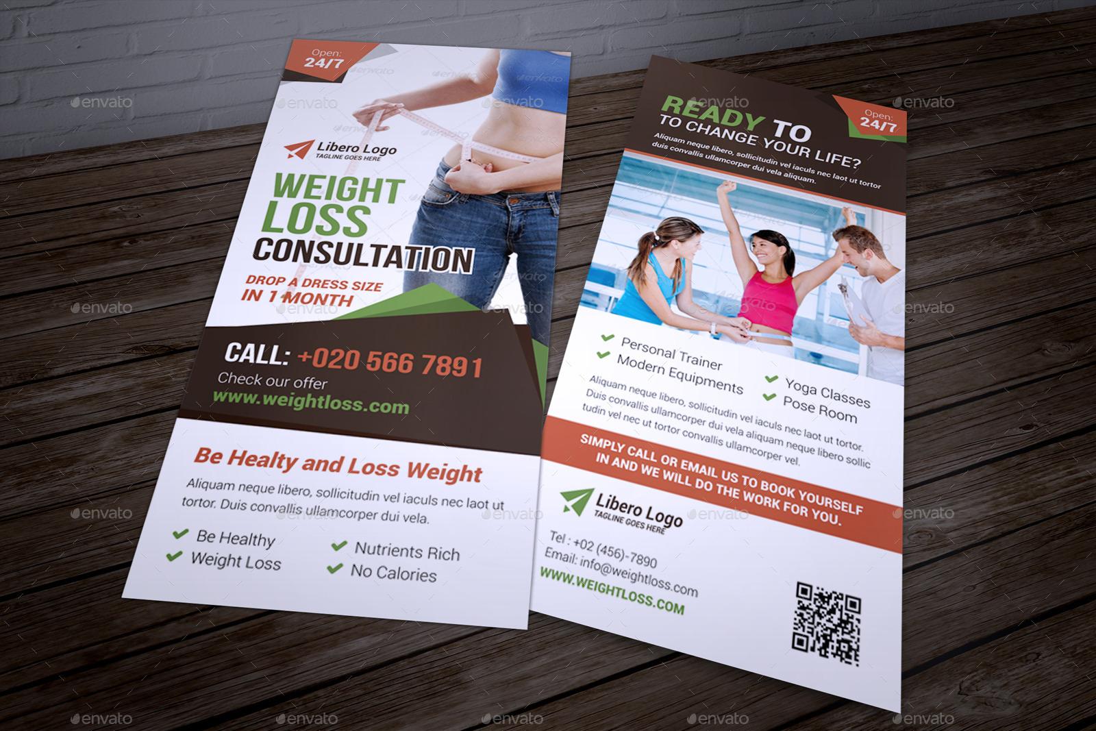 Pharmacy Flyer DL Size Template On Behance Oukasinfo - Dl size flyer template