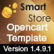 Sanstore Opencart 1.4.9 Template