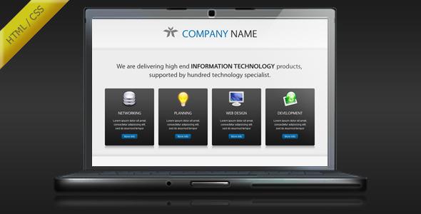 ThemeForest - Esperto - Clean Landing Page Template - RiP