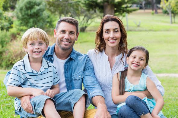 essay of a happy family