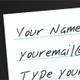 emailNote v1.0 - Contact form on notepaper!